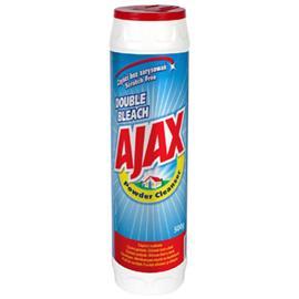 Proszek Ajax do czyszczenia podw.wybielanie 500g