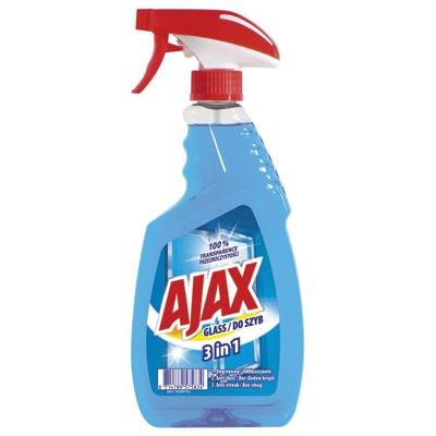 Płyn do szyb Ajax 500 ml Triple Action -7529