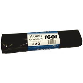 Worki 160l czarne LDPE Standard Datura (10)