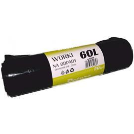 Worki 60l czarne LDPE Eko Datura (50)