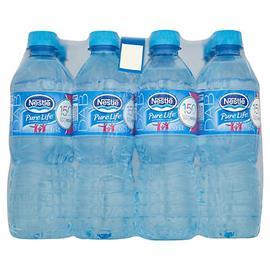 Woda Nestle Pure Life niegazowana 0,5L (12szt.)