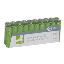Baterie alkaliczne Q-Connect LR03 1,5V 20szt