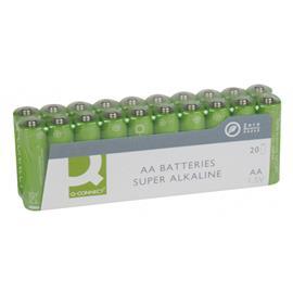 Baterie alkaliczne Q-Connect LR06 1,5V 20szt