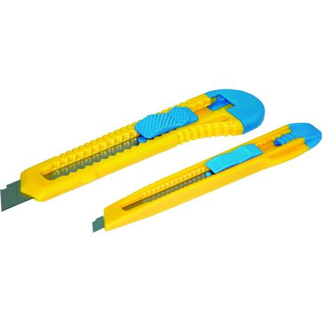 Nóż biurowy Donau 75mm-5838