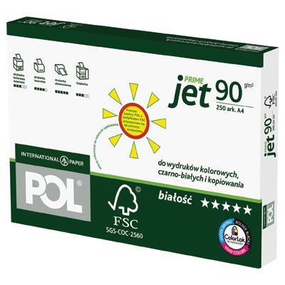 Papier A4 POL jet prime 90g-726