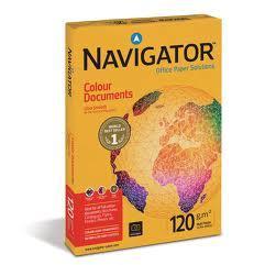 Papier A4 Navigator Colour Documents 120g 250ark.-7960