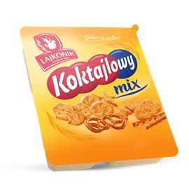 Krakersy Lajkonik Koktajlowy Mix 200g