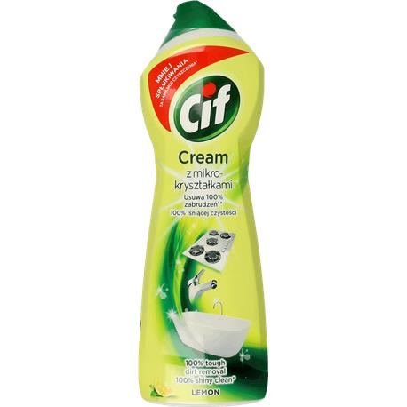 Cif Cream Lemon 780g-16332