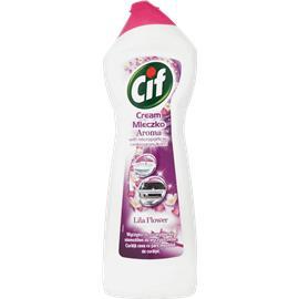 Cif Cream Lila Flowers 780g