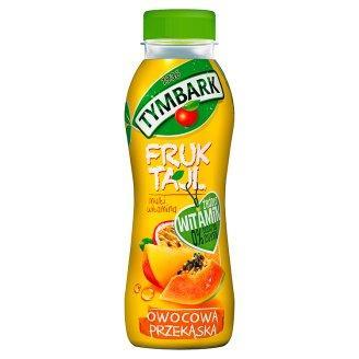 Fruktail Tymbark brzoskwinia mango 250ml x12 szt.-16266