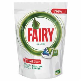 Fairy All in One kapsułki Oryginal Regular 48 szt