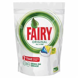Fairy All in One kapsułki Oryginal Lemon 60 szt