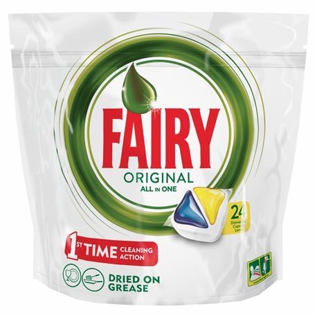 Fairy All in One kapsułki Oryginal Lemon 24 szt-16428