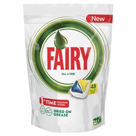 Fairy All in One kapsułki Oryginal Lemon 48 szt