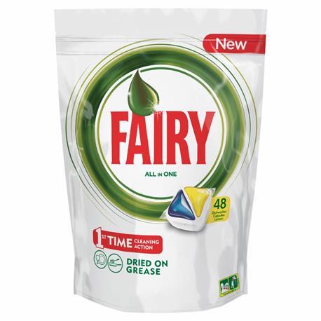 Fairy All in One kapsułki Oryginal Lemon 48 szt-16425