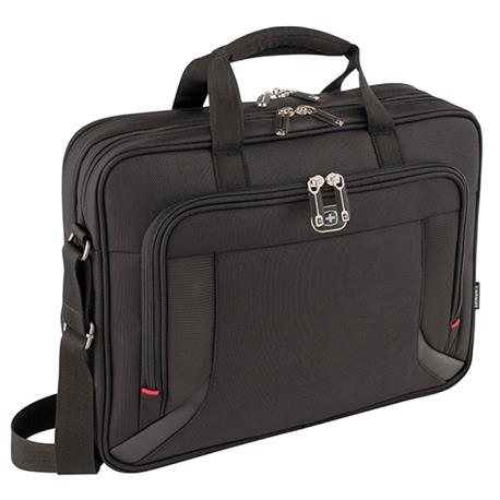 "Torba na laptopa Wenger Prospectus 16"" czarna-16452"