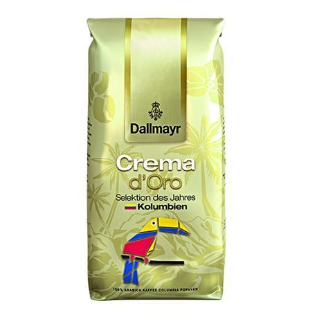 Kawa Dallmayr Crema D'oro Kolumbien 1kg ziarnista -16642