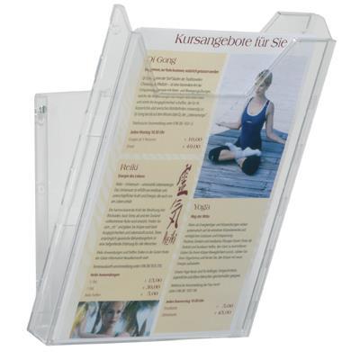 COMBIBOXX - półka na katalogi A4-478