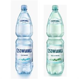 Woda Cisowianka gazowana 0,5l (12 szt.)