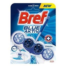 Zawieszka do WC Bref Blue Activ 50g Chlorine