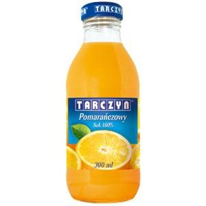 Sok Tarczyn Pomarańcza 0,33Lx15szt *-3479