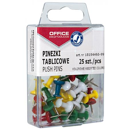 Pinezki beczułki Office Products (25)-18014