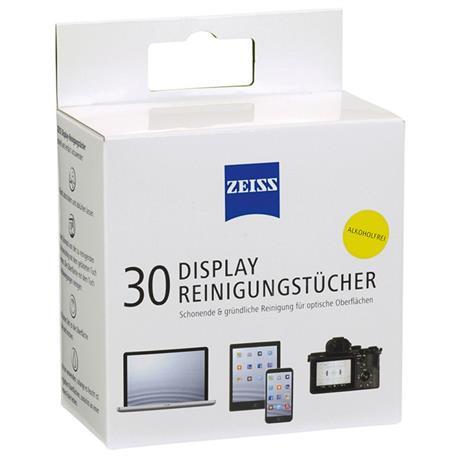 Chusteczki do ekranów Zeiss 30 szt.-18031