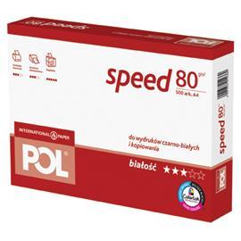 Papier A4 POL speed 80g
