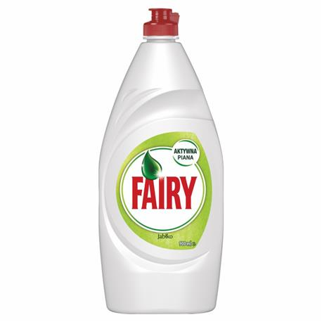 Płyn do naczyń Fairy 900ml Jabłko*-15946