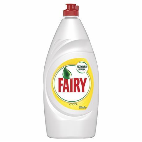 Płyn do naczyń Fairy 900ml Cytryna*-15945