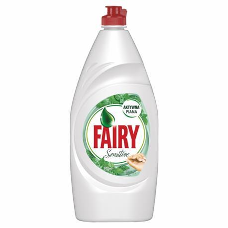 Płyn do naczyń Fairy 900l Drzewo Herbaciane z Mię*-15949