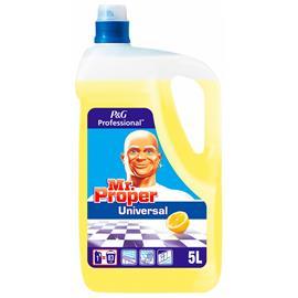 Płyn Mr Proper Lemon uniwersalny 5L