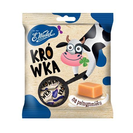 Cukierki Wedel Krówka mleczna 250g-18135