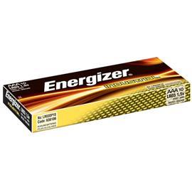 Baterie alkaliczne Energizer LR03 10 sztuk