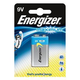 Baterie alkaliczne Energizer Maximum 9V 6LR61 1szt