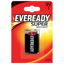 Baterie węglowo cynkowe Energizer 6F22 9V 1 szt