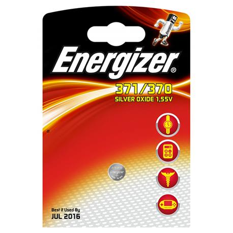 Bateria zegarkowa Energizer 371/370 (1)-18792