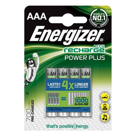 Akumulator Energizer HR03 AAA 700mAh 4 sztuki-18817