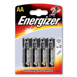 Baterie alkaliczne Energizer LR6 4 sztuki