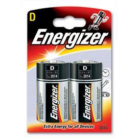 Baterie alkaliczne Energizer LR20 2 sztuki