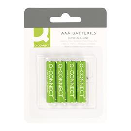 Baterie alkaliczne Q-Connect LR03 4szt