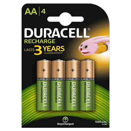 Akumulator Duracell AA 2400mAh 4 sztuki-18997