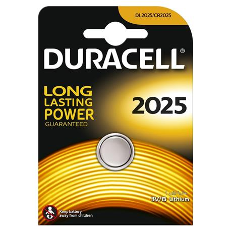 Bateria Duracel litowa DL2025 3V (1)-18990
