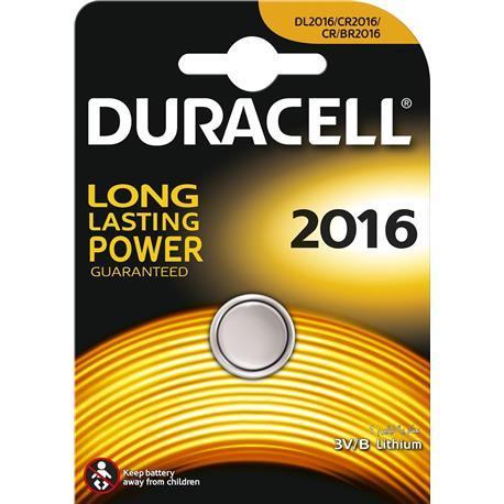 Bateria Duracel litowa DL2016 3V (1)-18999