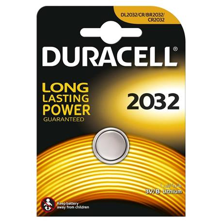 Bateria Duracel litowa DL2032 3V (1)-19001
