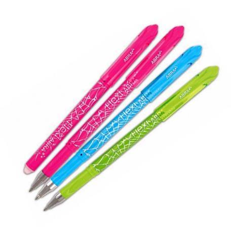 Długopis ścieralny Flexi Abra mix kolorów-19166