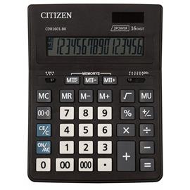 Kalkulator Citizen CDB1601-BK Business Line 16 p.