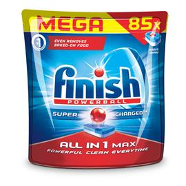 Finish Powerball All in 1 Max 85 Regular
