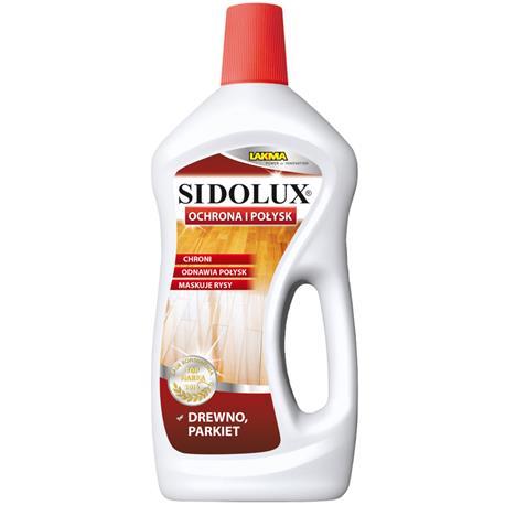 Płyn Sidolux do ochrony i nabłyszcz. drewna 750 ml-19860