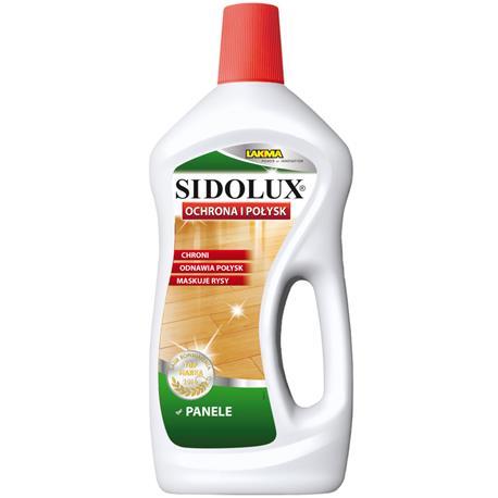 Płyn Sidolux do ochrony i nabłyszcz. paneli 750 ml-19861